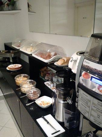 Hotel Ristorante da Graziano: Café da manhã
