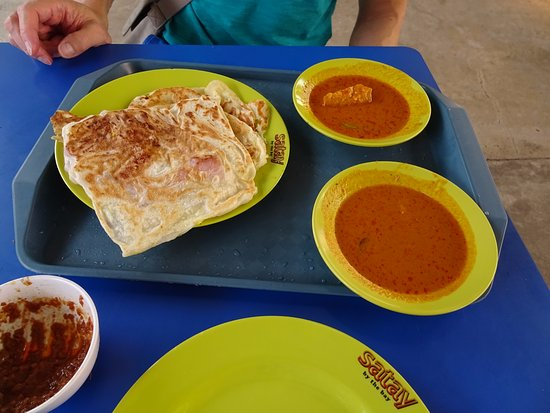Satay By The Bay: Roti