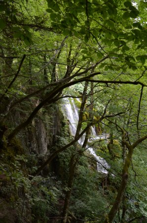 Plitvica, Κροατία: Wodospad Ciginovac