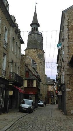 Dinan, Frankrig: Centre Historique