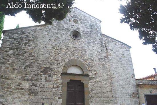 Rignano sull'Arno, Italia: Pieve di San Lorenzo a Miransu 1