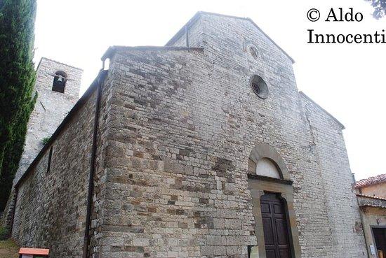 Rignano sull'Arno, Italia: Pieve di San Lorenzo a Miransu 2