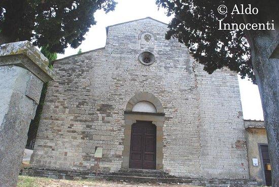 Rignano sull'Arno, Italia: Pieve di San Lorenzo a Miransu 3