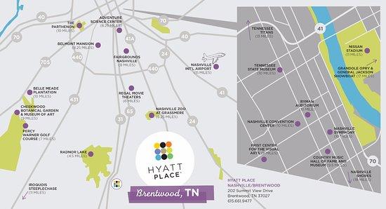 Hyatt Place Nashville/Brentwood-billede