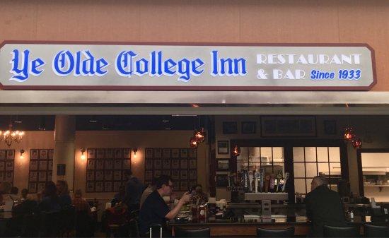 Ye Olde College Inn Restaurant Bar Kenner La