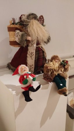 Historical Society of Woodstock prepares for Holiday show and sale