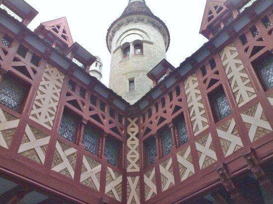 Domaine et Château de Montrottier : Una visita veloce...