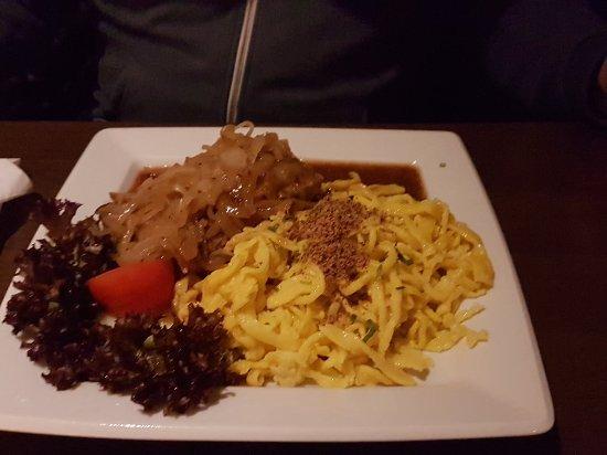 Schutzenhaus Restaurant & Biergarten: 20171129_172807_large.jpg