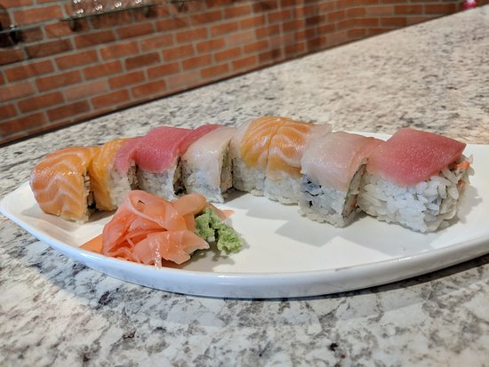 Carbondale, CO: Rainbow Roll
