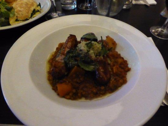 Edins Deli Cafe: Great food!