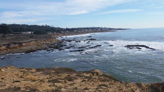 Moonstone Drive: Coastal Moonstone walk area