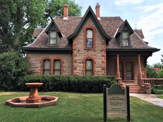 Fort Collins, CO: 1879 Avery House