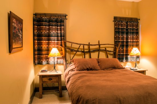 Kimberley, Kanada: 2 Bedroom Condo: Master Bedroom