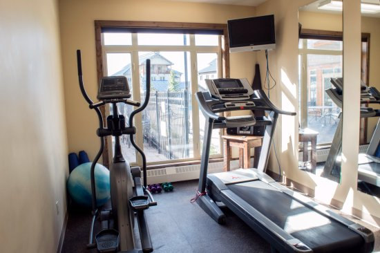 Kimberley, Canada: Fitness Room