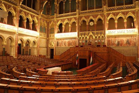 Parliament Interior