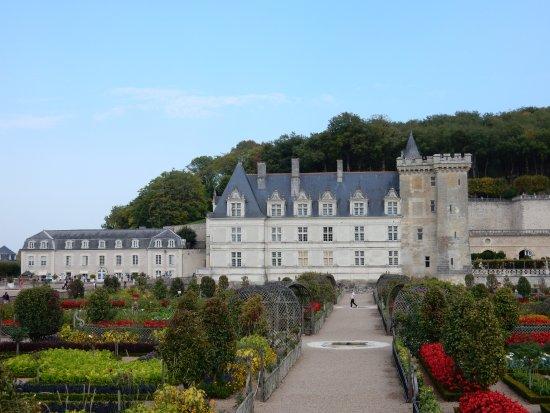 Château de Villandry : panoramica