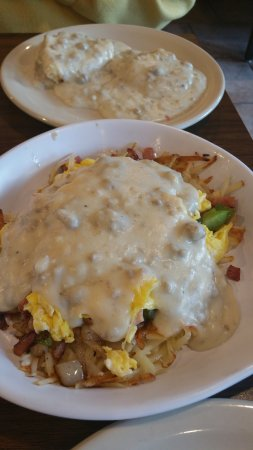 Reeds Spring, MO: Sunday Skillet, Breakfast served all day