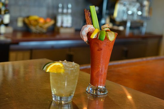 Powell Butte, OR: Try Out Brasada's Specialty Bloody Mary and Cocktail's
