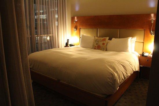 Hotel Le Crystal: Chambre de la suite Crystal