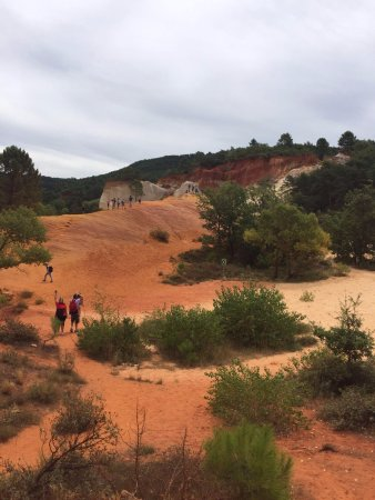 Roussillon, فرنسا: vue 3