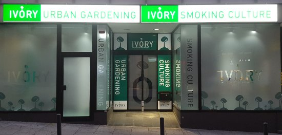 Ivory Headshop & Growshop