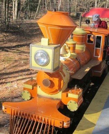 Putney, VT: Santa's Land Alpine Railroad