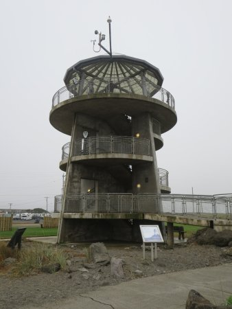 The Westport Viewing Tower