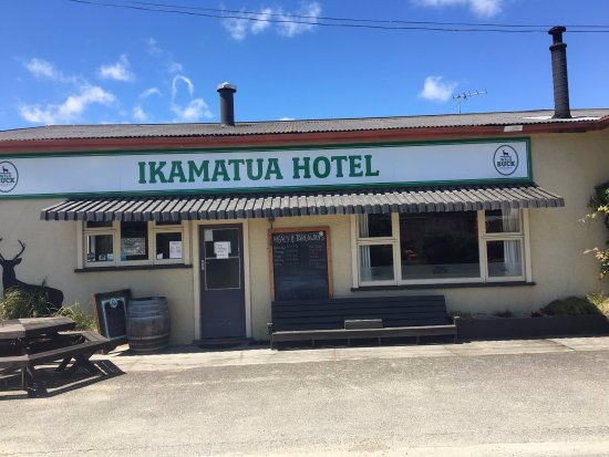 The Ikamatua Hotel