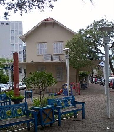 Campo Bom, RS: Espaço Cultural Dr. Liberato