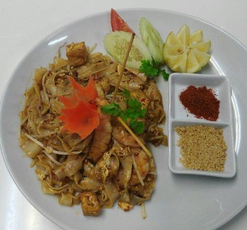 imagen Pad Thai en Xàbia