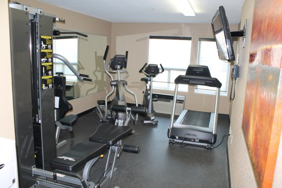 Strathmore, Canada: Fitness Center