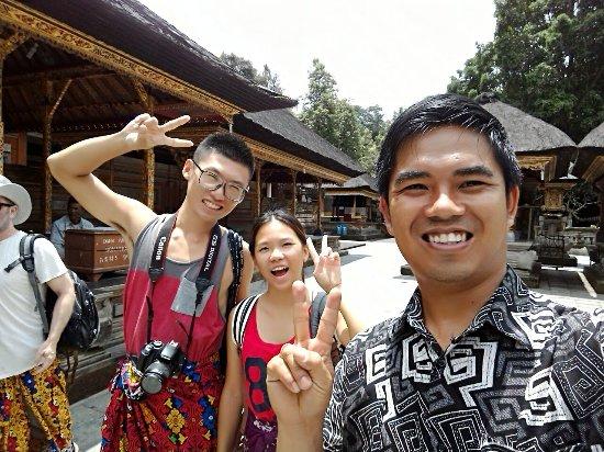 Titi Bali Tour