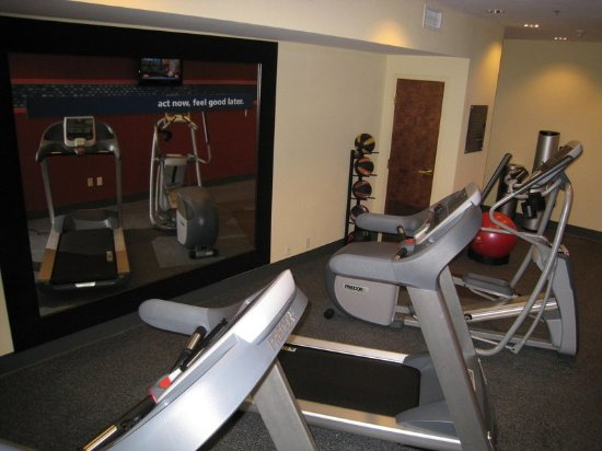 Hampton Inn Savannah -  I-95 North: Fitness Center