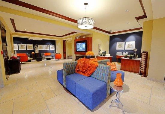 Jensen Beach, Floryda: Lobby & Business Center