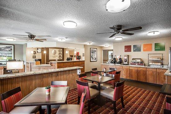 Quality Inn: Id Bkfast