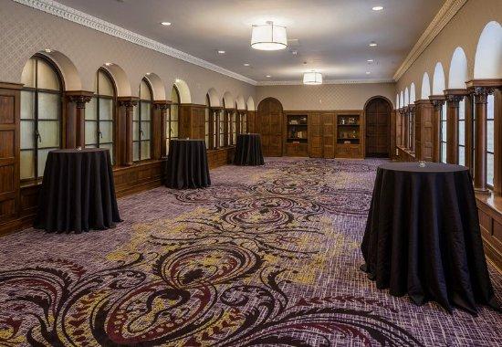 كورت يارد باي ماريوت سان دييغو داون تاون: Bankers Room