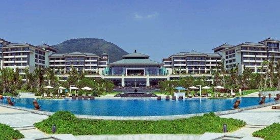Yangjiang, จีน: Hotel Exterior