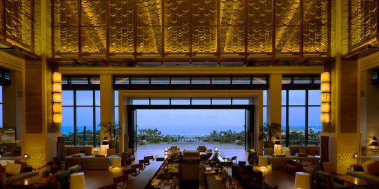 Yangjiang, จีน: Lobby Lounge