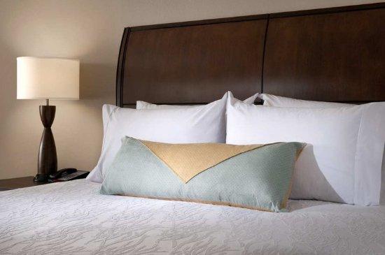 Hilton Garden Inn Watertown/Thousand Islands: King Evolution Guest Room