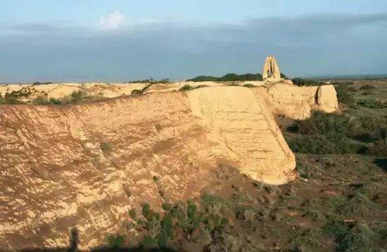 Guazhou County, Kina: Suoyangcheng Ruins