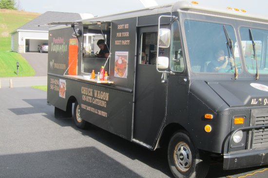 Ponchito S Taqueria Food Truck