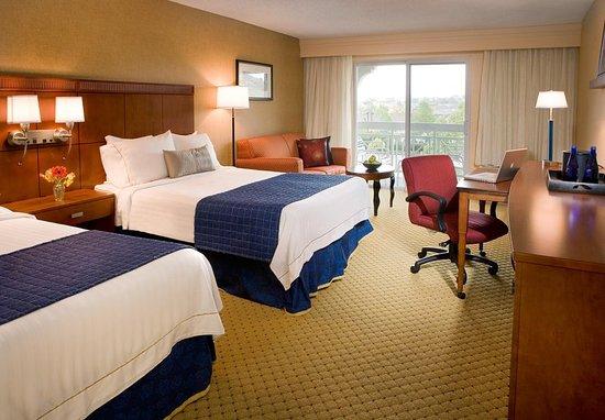 Novato, CA: Double/Double Guest Room