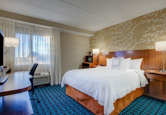 Williston, Vermont: Queen Guest Room