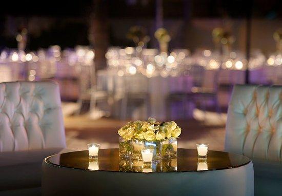Amman Marriott Hotel: Summer Garden Social Events