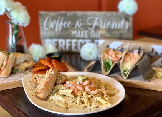 Guayama, Puerto Rico: We have a very delicious Sea Food menu, including Pastas, Sandwich, Lobster Omelette, Tacos & Mo
