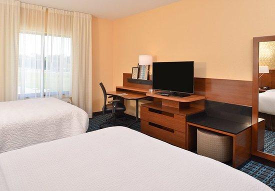 Saint Joseph, Missouri: Queen/Queen Guest Rooms