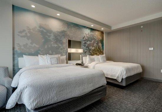 Deptford, Nueva Jersey: Queen/Queen Guest Room