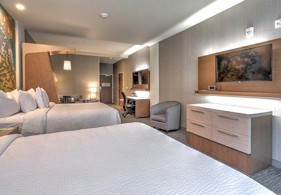 Deptford, Nueva Jersey: Extended Queen/Queen Guest Room