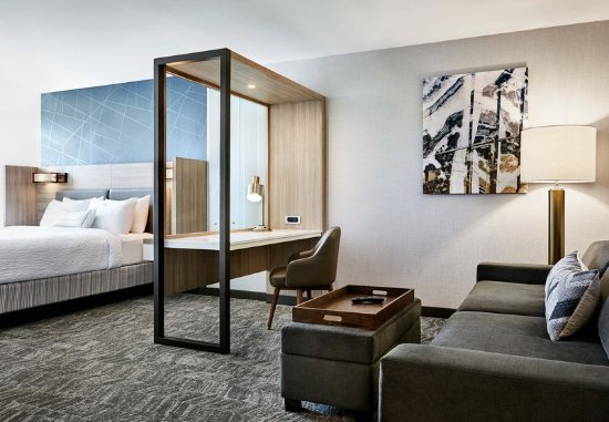 Lenexa, KS: Suite - Living Area