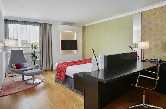 Holiday Inn Brussels Airport: Bewertungen, Fotos & Preisvergleich ...